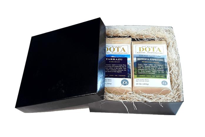 dota gift box micro-lot costa-rica-coffee