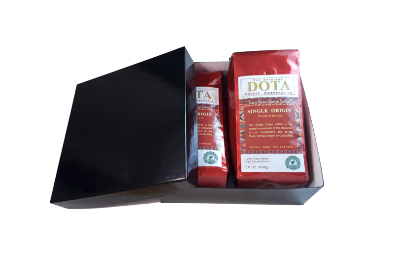 Dota gift box Single Origin Costa Rica Coffee